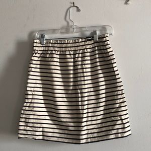 J Crew, midi skirt. Only been worn once.